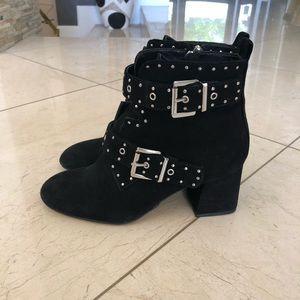 Rebecca Minkoff studded boots